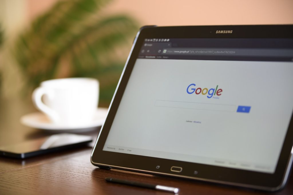 How Does Business Content Get on the First Page of Google?